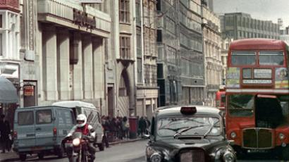 London.(AFP Photo / Johnny Eggit)