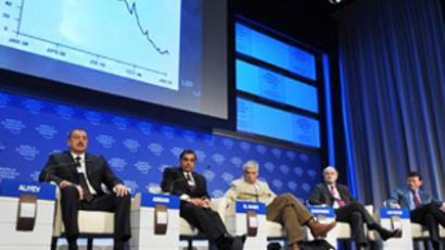 Davos energy session looks beyond economic crisis to changing energy mix