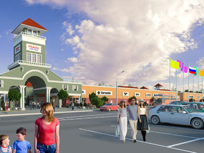 Vnukovo Village Outlet centre to open 3Q 2012