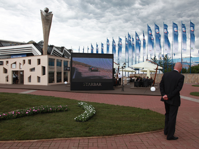 Oil and the world economy to top talk at St Petersburg Economic Forum