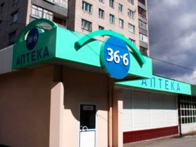 Pharmacy 36.6 posts FY 2009 net loss of 359.4 million Roubles