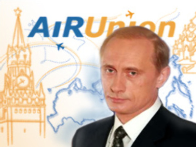 PM Putin calls for action on AirUnion