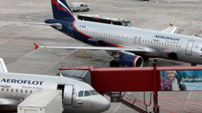 More passengers send Aeroflot revenue skyward