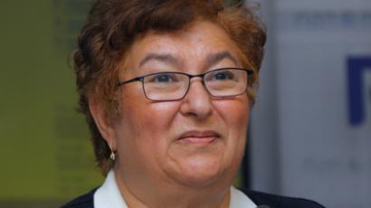 Bella Zlatkis (RIA Novosti / Ilya Pitalev)