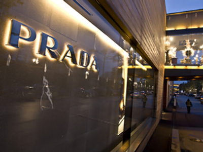 Prada moves on direct brand development in Russia