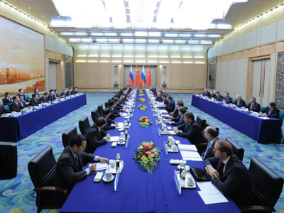Putin China visit delivers business outcomes