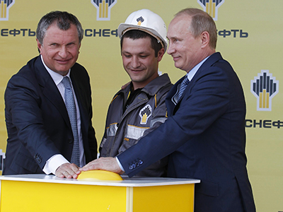 Putin had 'mixed feelings' on plan for Rosneft buyout of TNK-BP