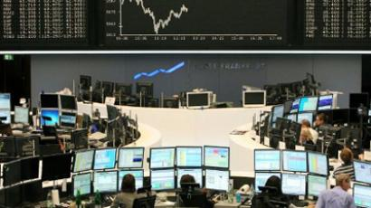 Red light for Greek bailout spurs traffic on the markets