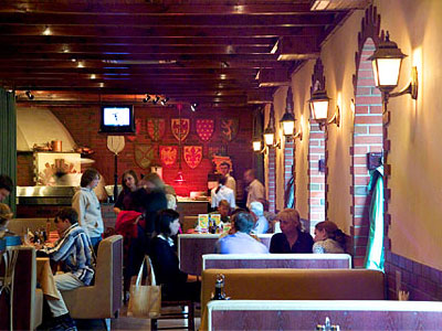 Rosinter restaurants posts 9M 2010 net profit of 213.6 million roubles