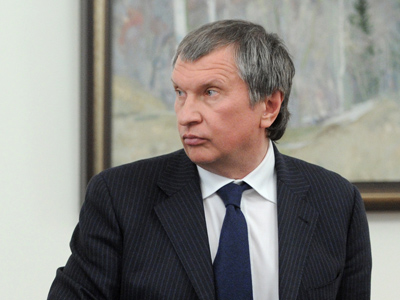 Russian markets welcome new Rosneft head