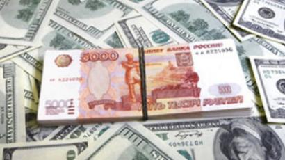 Firming rouble to push into new year