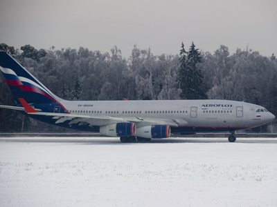 Aeroflot spreads wings