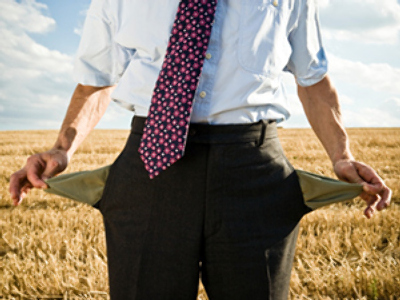 Agricultural debt burden looms