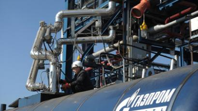 Nord Stream will cost Gazprom more to export gas