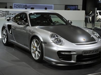 Luxury cars gain popularity in Russia