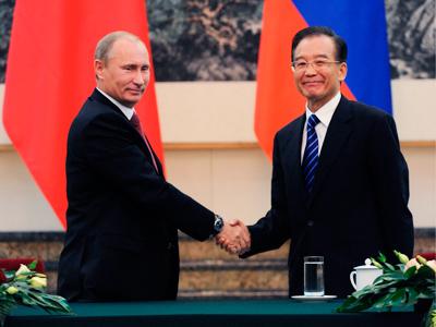 Russia-China economic ties resist crisis