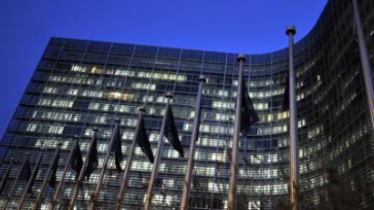European Commission headquarters in Brussels (AFP Photo/Dominique Faget)