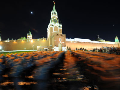 Russia's Government sees the country at the forefront of global economy from 2030