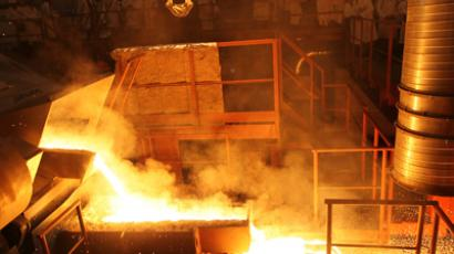 Russian steel sector could suffer from sanctions against Iran
