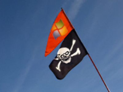 Russia leads in busting software piracy