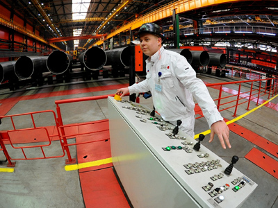 Russia´s manufactuing in January performed the worst since October 2011