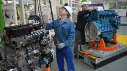 Global manufacturing is on the rise in January, but optimism muted