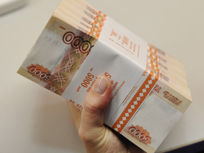 Deputy PM warns shady money taints Russia