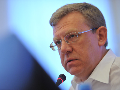 Cut oil dependency before too late - former Finance Minister Kudrin