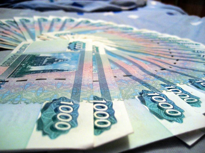 Russian rouble is becoming increasingly popular among traders