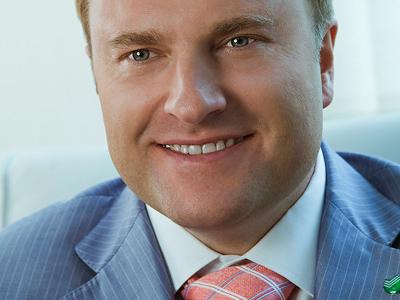 Dmitry Zotov, General Director at Sberbank Leasing