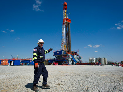 Russia eyes shale gas development