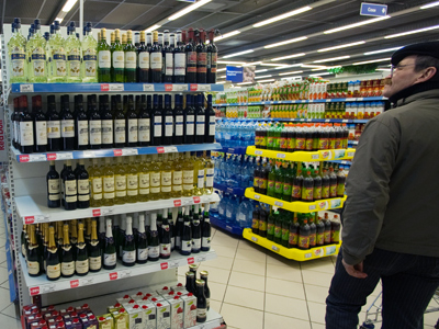 Russians will have enough wine despite fears of lower crops