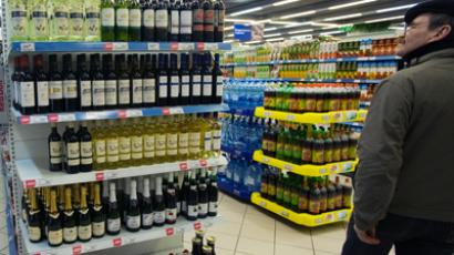 Russians may be forced to dine sans wine