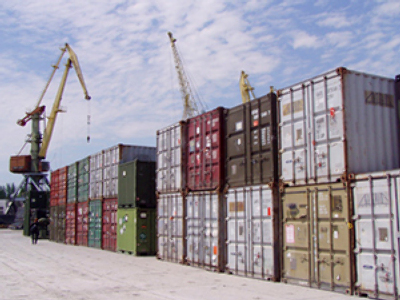 Russian container traffic shows signs of turning corner
