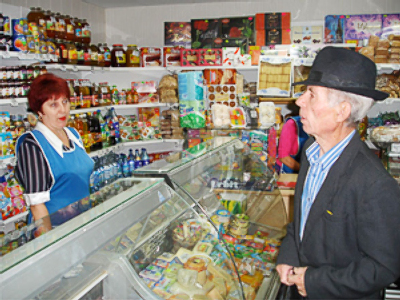 Russian food producers look for bigger slice of local retail market