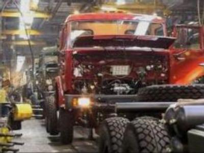 Russian truck production on the rise