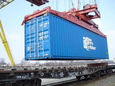 RZD board approves sale of 25% plus one share in Transcontainer