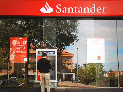 Banco Santander sells out of Russia's Consumer Bank