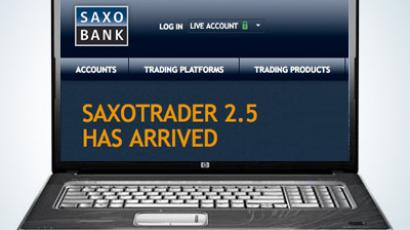 Danish based investment bank, Saxo Bank, has opened up a representative office in Moscow