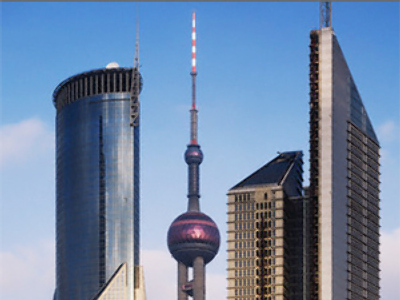 Shanghai provides Moscow a model for global financial stage