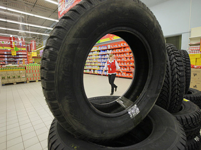 Russian tire industry set for retread