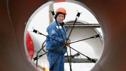 Nord Stream:  The next steps