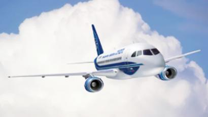 Russian planemakers cash in at Farnborough