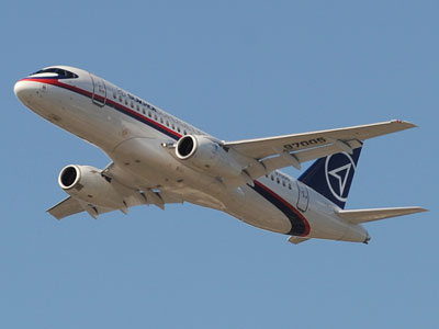 Armavia gives Superjet-100 the boot