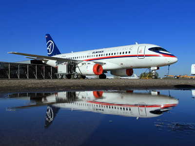 Transaero buys Sukhoi planes