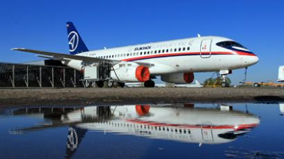 Russia plans to build a new airliner bigger than the Sukhoi Superjet