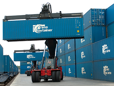 TransContainer listing attracts interest