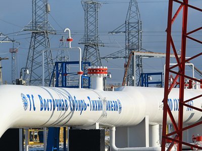 Asia to get more Russian ESPO crude as second pipeline opened