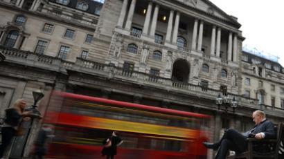 Bank of England in London (AFP Photo / Ben Stansall)