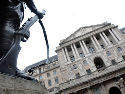 Plan A: UK Treasury and Bank of England to spend £100bln on British finance